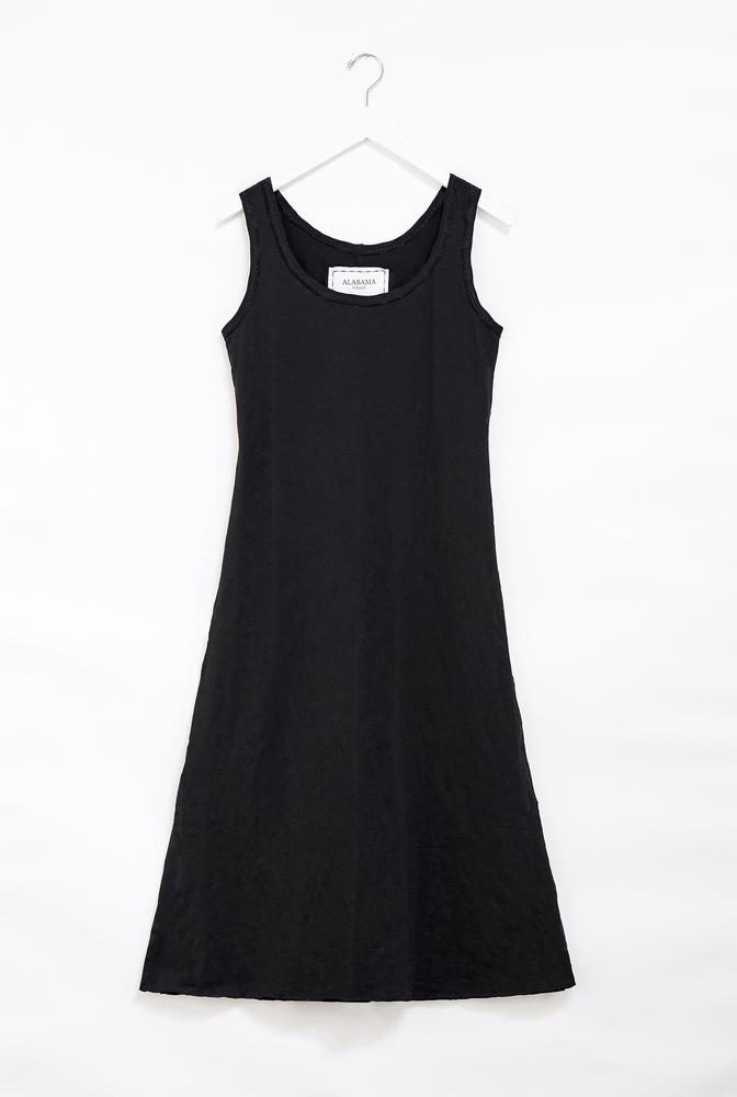 Alabama chanin hand sewn camisole dress 4