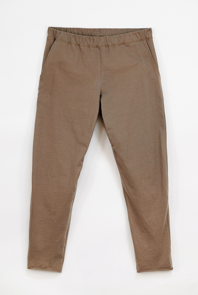 Alabama chanin cozy jogger pants 4