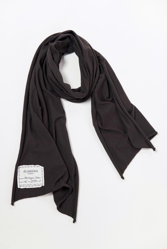 Alabama chanin organic cotton scarf 3