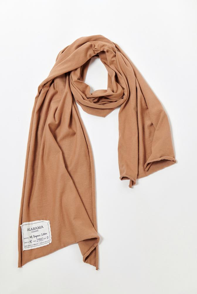 Alabama chanin organic cotton scarf 4