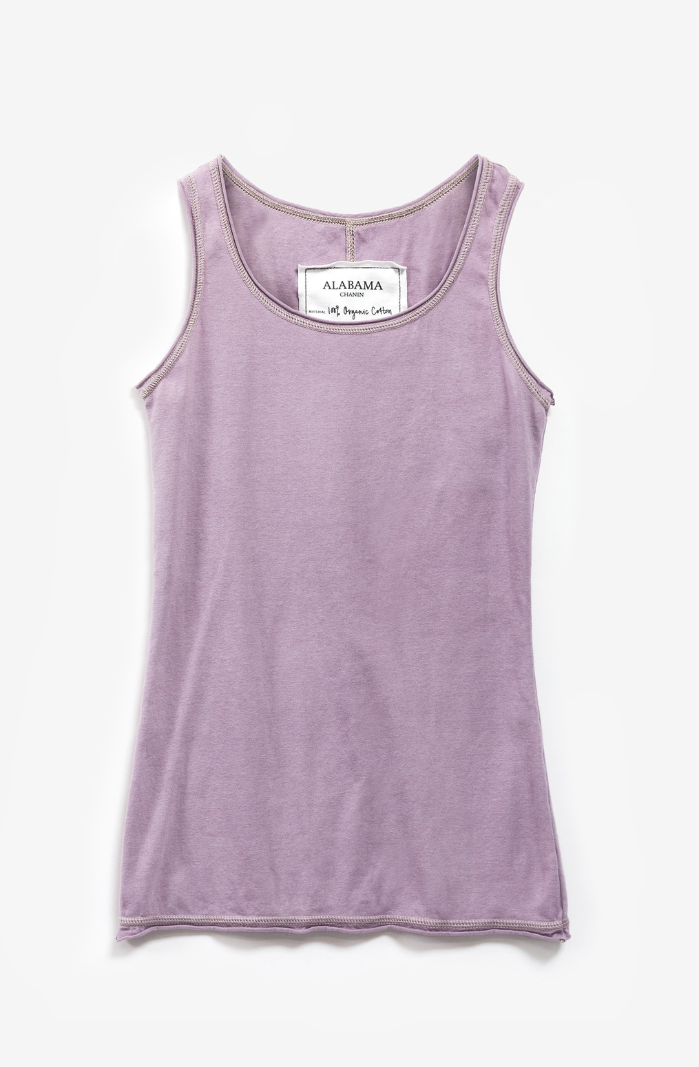 Alabama chanin soft knit tank