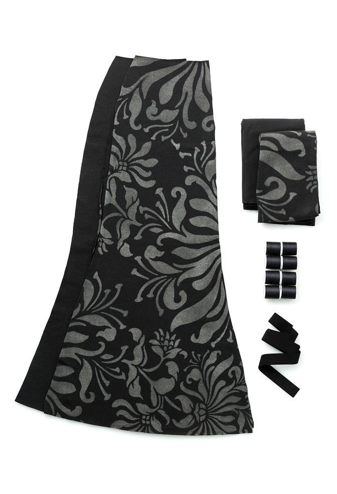The school of making diy magdalena mid length skirt kit 1