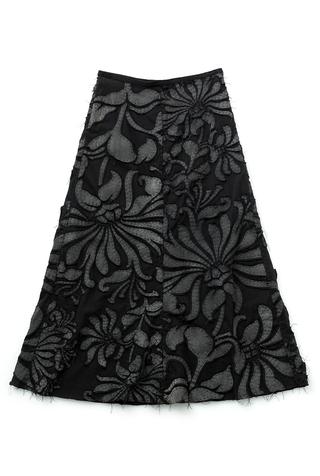 The school of making diy magdalena mid length skirt kit 2