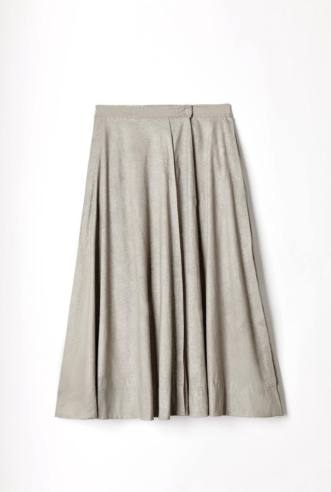 Alabama chanin leighton painted skirt 3