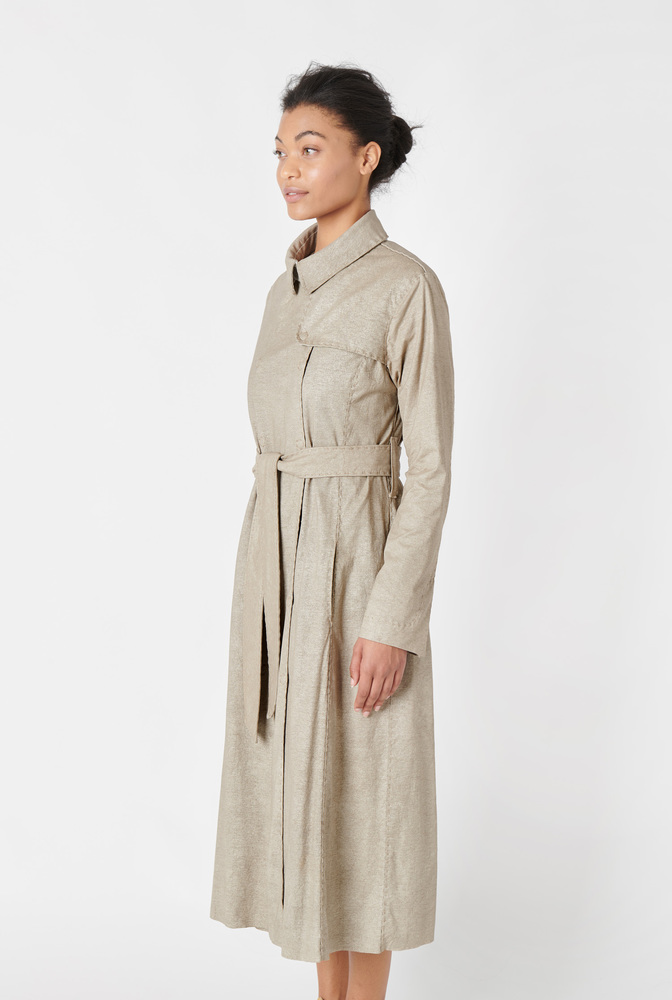 Alabama chanin the classic trench coat 2