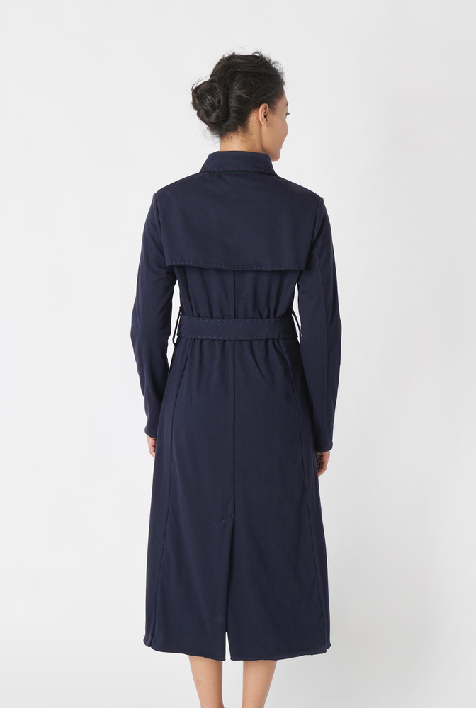Alabama chanin the classic trench coat 4