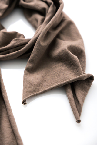 Alabama chanin organic cotton slim scarf 3