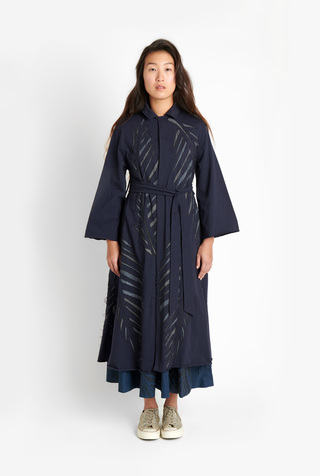 The Palm Polo Coat