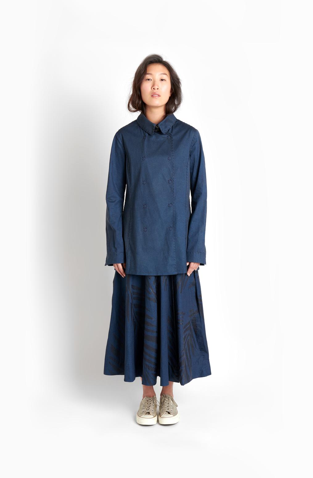 Alabama chanin leighton skirt