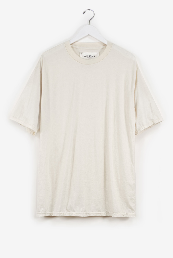 Alabama chanin organic cotton boyfriend tee 3
