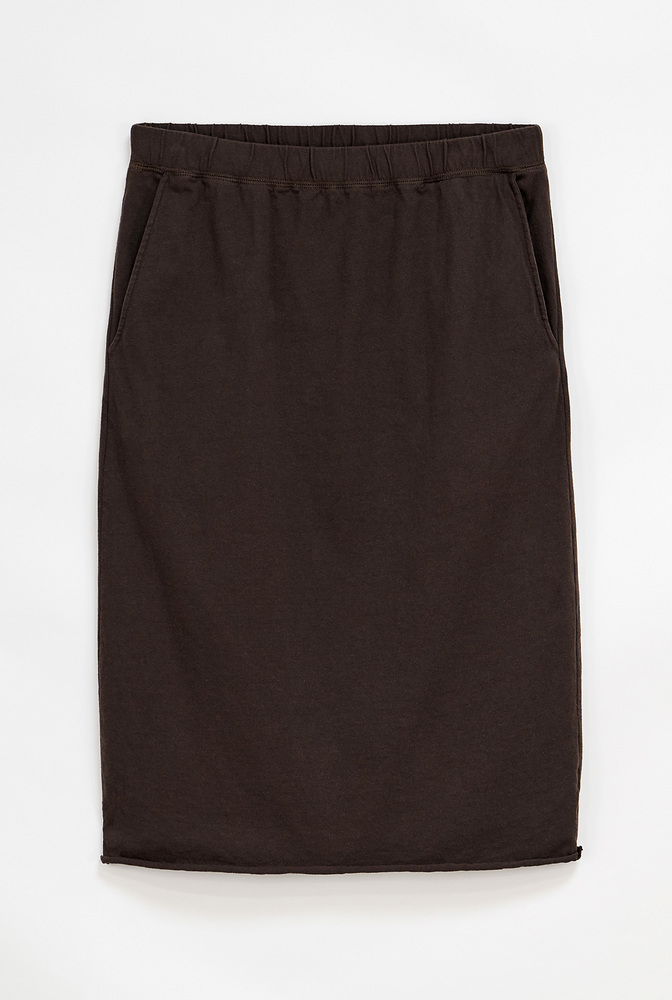 Alabama chanin cozy jogger skirt 4