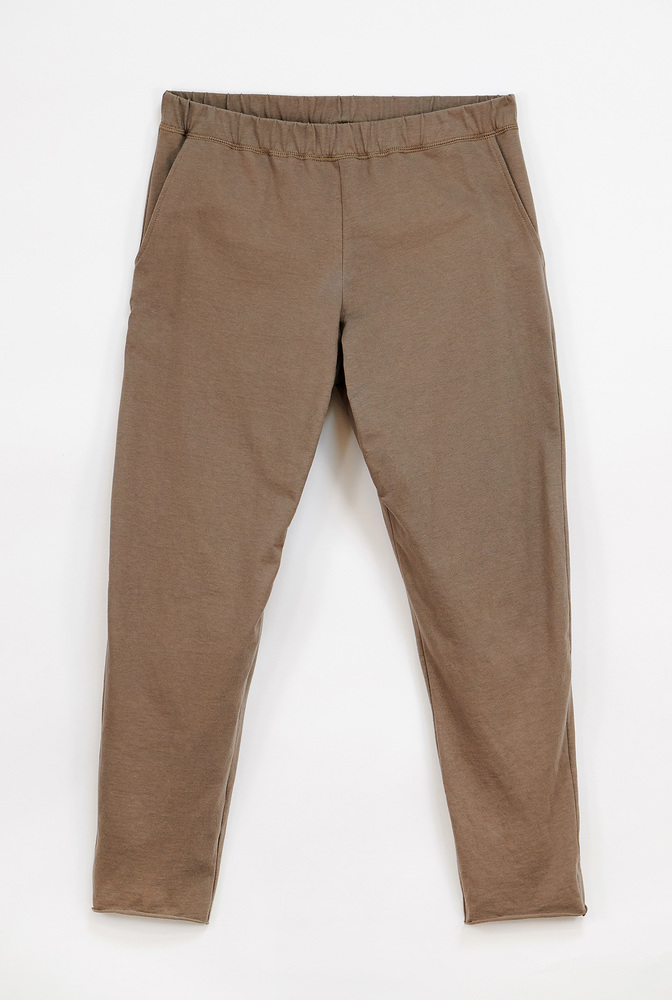 Alabama chanin cozy jogger pants 3