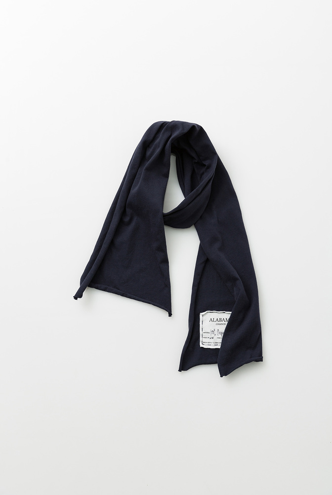 Alabama chanin organic cotton scarf 5