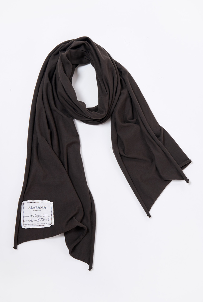 Alabama chanin organic cotton scarf 2