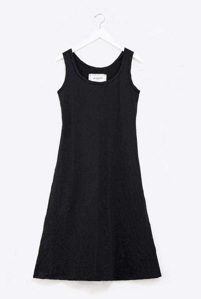 Alabama chanin hand sewn camisole dress 1