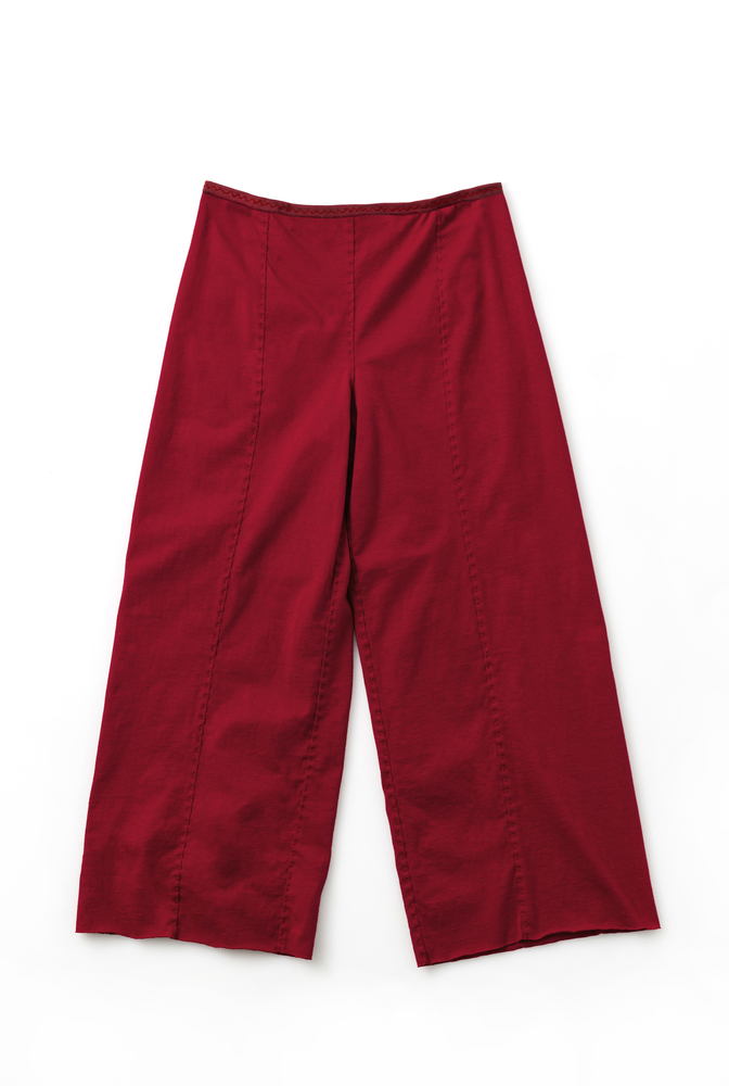 The school of making the crop pant kit 3