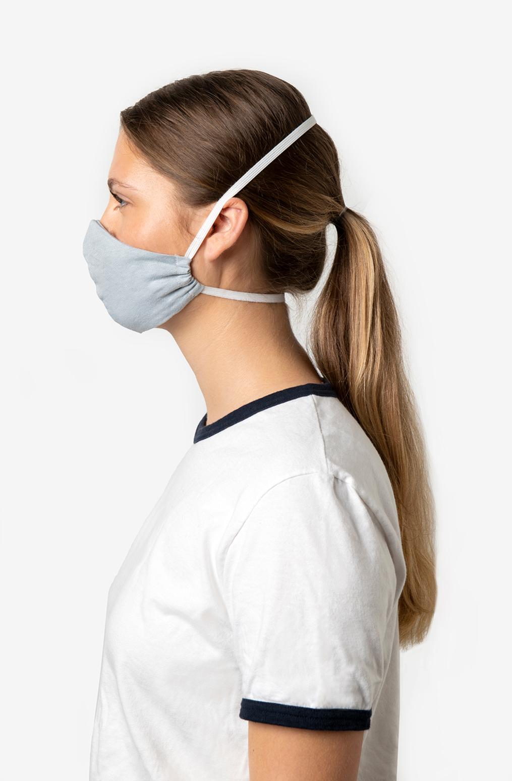 Alabama chanin building 14 reusable non medical face mask