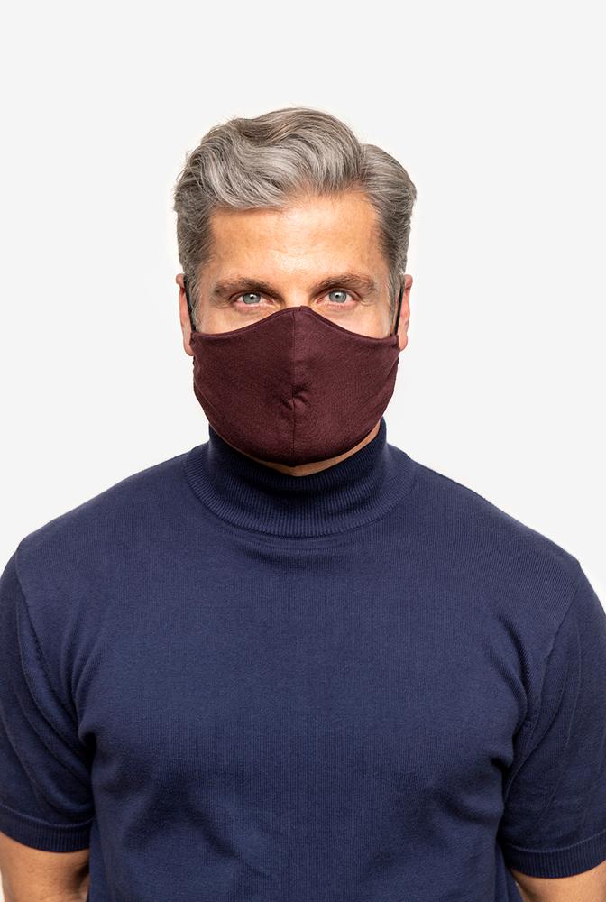 Alabama chanin building 14 reusable non medical face mask plum