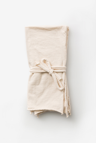 Organic Cotton Jersey Napkins