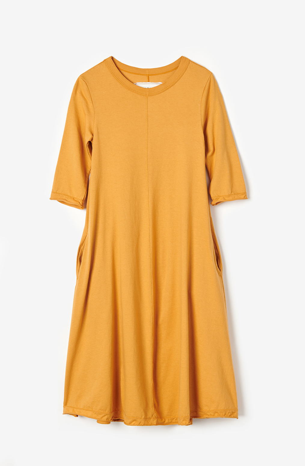 Alabama chanin womens cotton dress alina