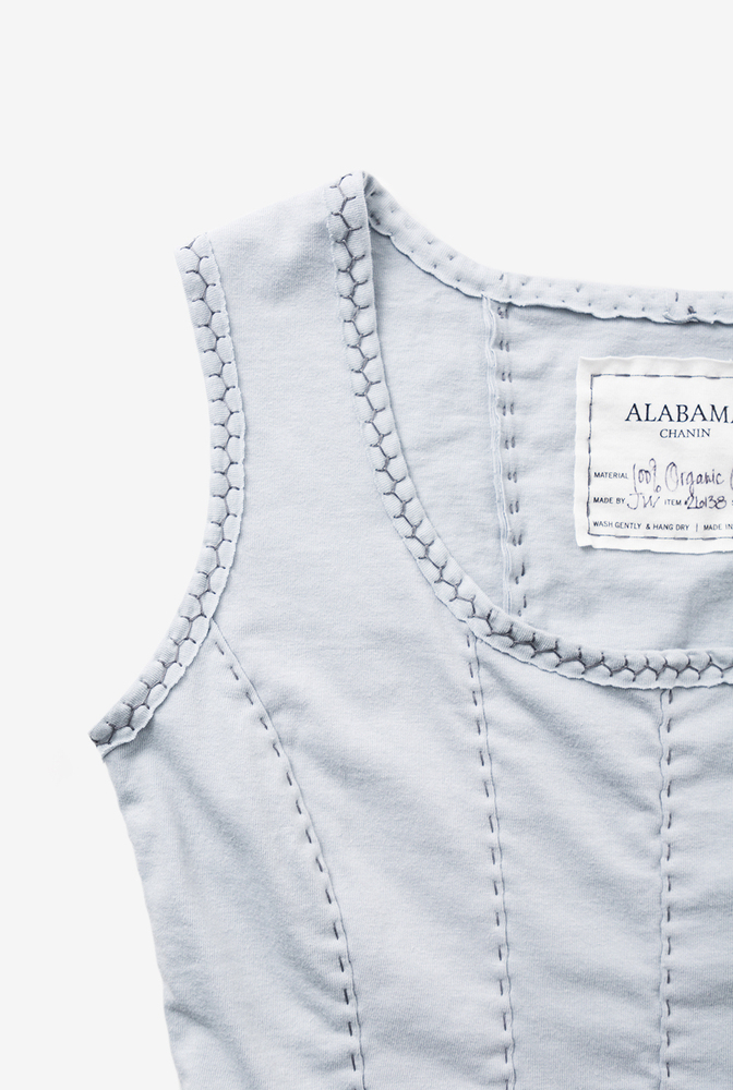 Alabama chanin womens corset top 2