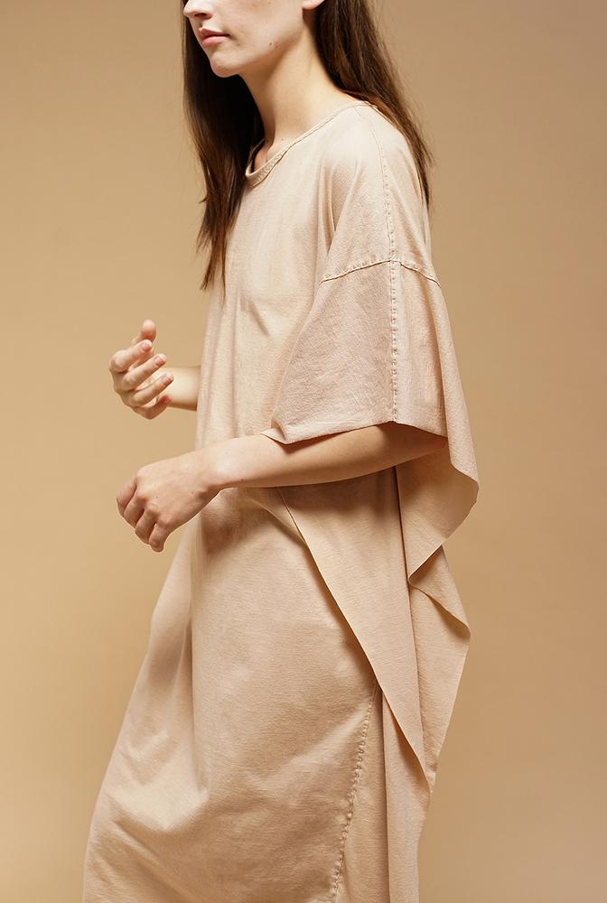 Alabama chanin womens dress tunic caftan cotton 2