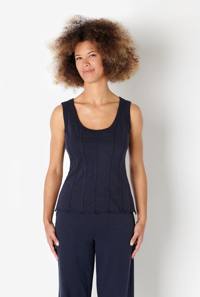 Alabama chanin womens corset knit 3
