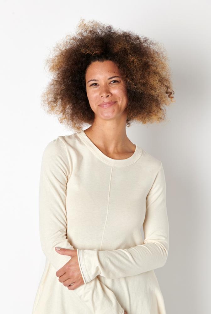 Alabama chanin organic cotton alina tunic 1