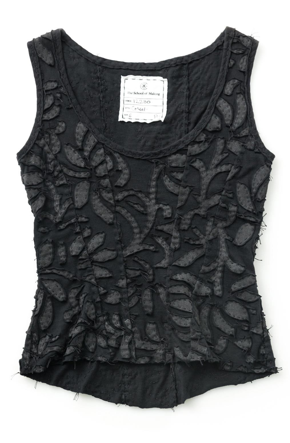 The school of making tonal corset diy sewing kit 1
