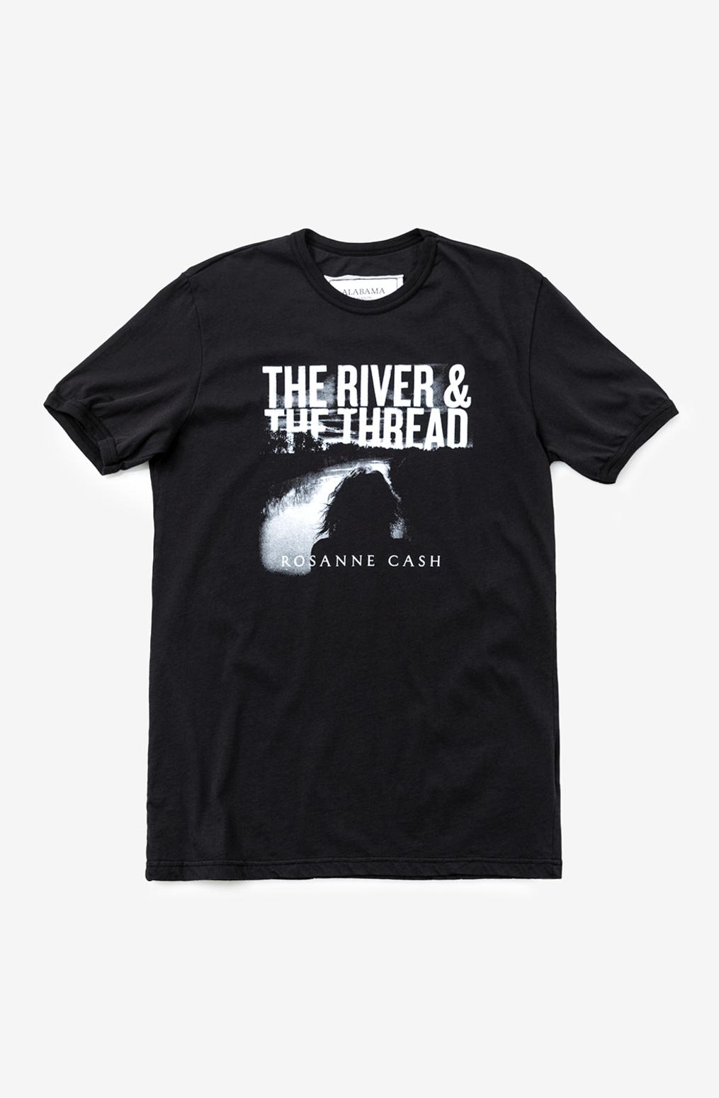 Alabama chanin rosanne cash the river and the thread t shirt