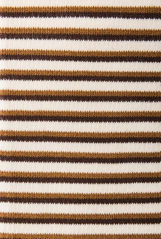 Organic Stripe Socks