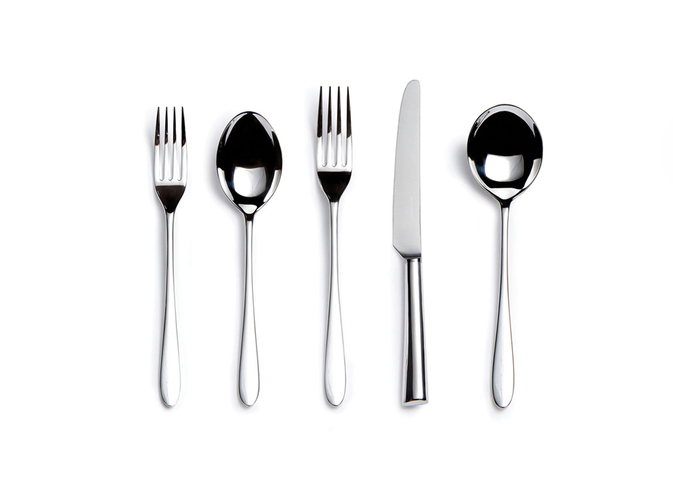 David Mellor Pride 5-piece Stainless Set