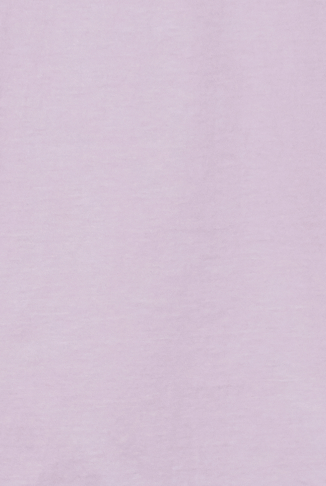 The school of making organic cotton jersey lilac