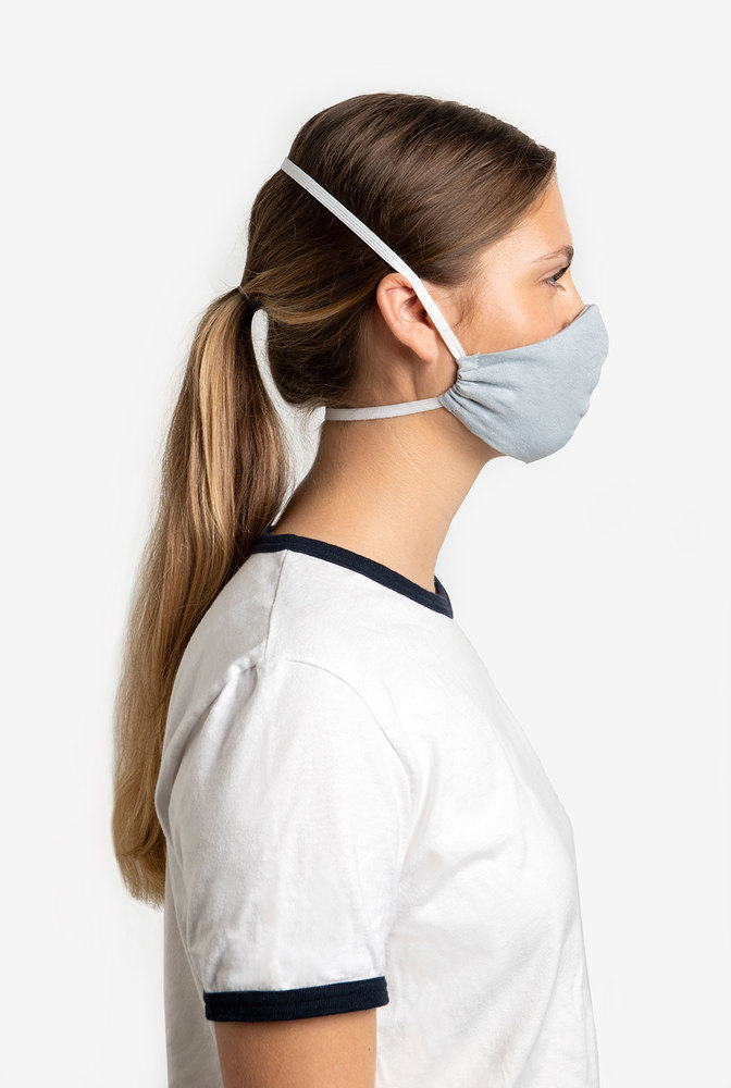 Alabama chanin building 14 reusable non medical face mask