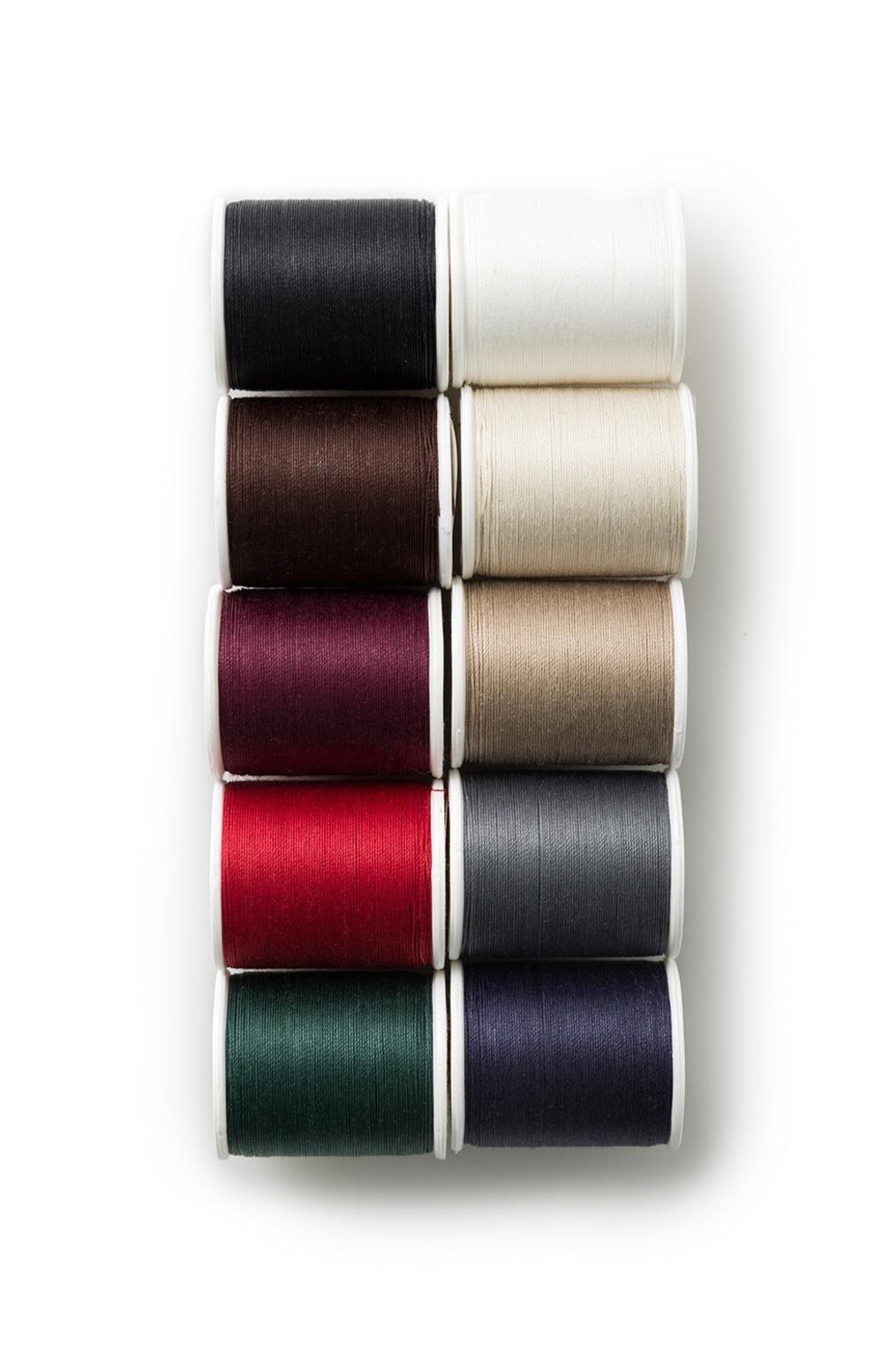 The school of making thread sampler 1