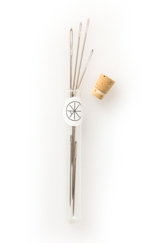 The school of making embroidery needles 2