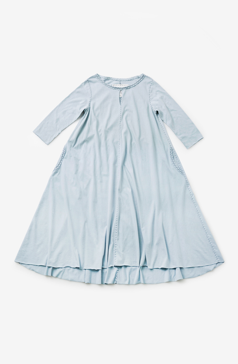 The school of making keyhole a line dress diy kit 1