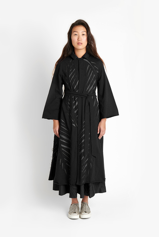 The Palm Polo Coat