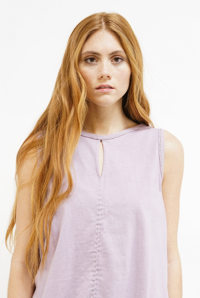 Alabama chanin womens keyhole aline top 3