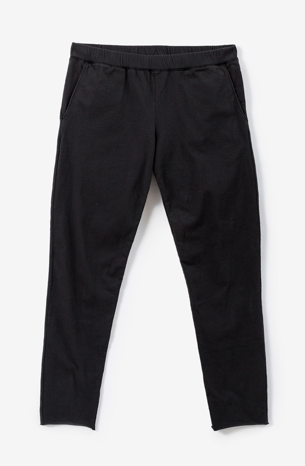 Alabama chanin organic cotton pullon jogger pants 2