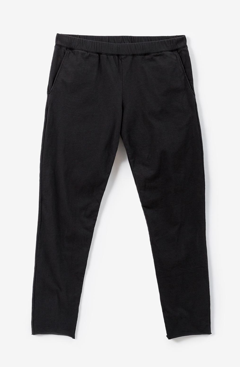 Alabama chanin organic cotton pullon jogger pants 2