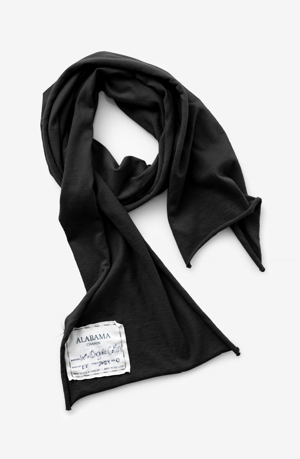 Alabama chanin organic cotton scarf