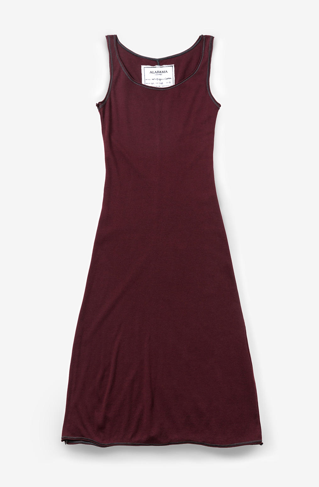 Alabama chanin womens layering slip dress