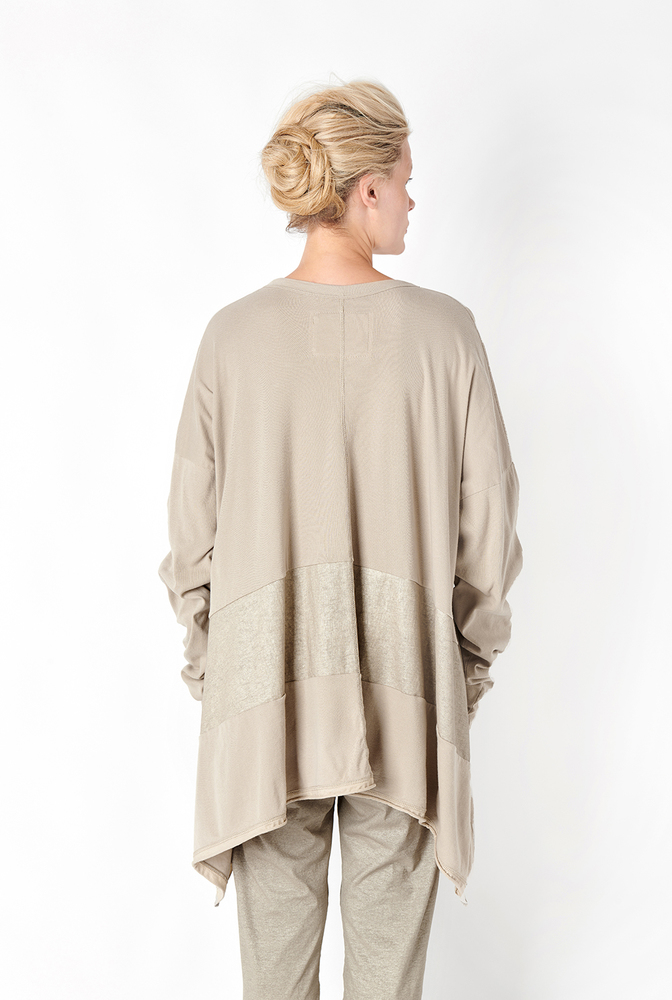 Alabama chanin womens organic cotton pullover 3