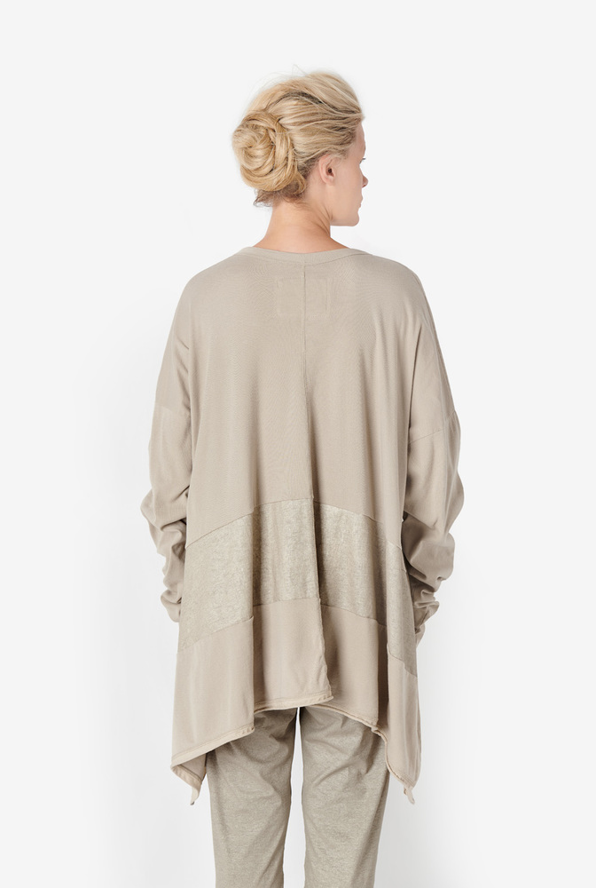 Alabama chanin natalies organic cotton pullover 1