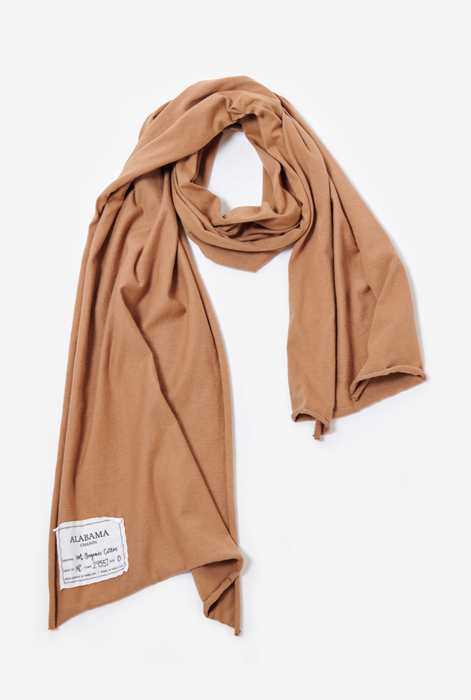 Alabama chanin organic cotton scarf