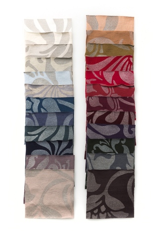 The school of making painted design swatch stack 2