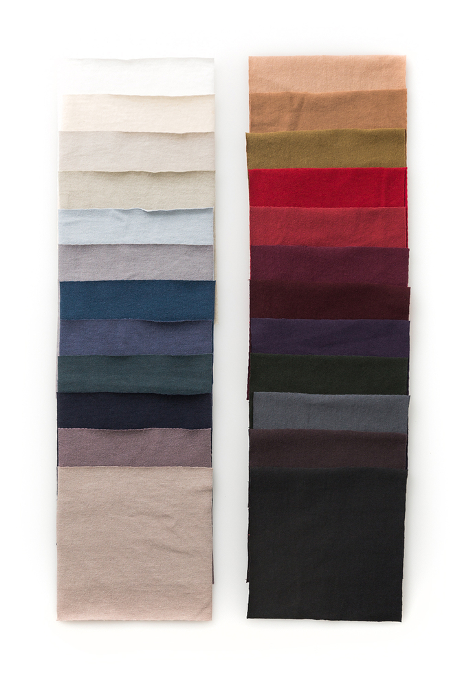 The school of making basic design swatch stack 2