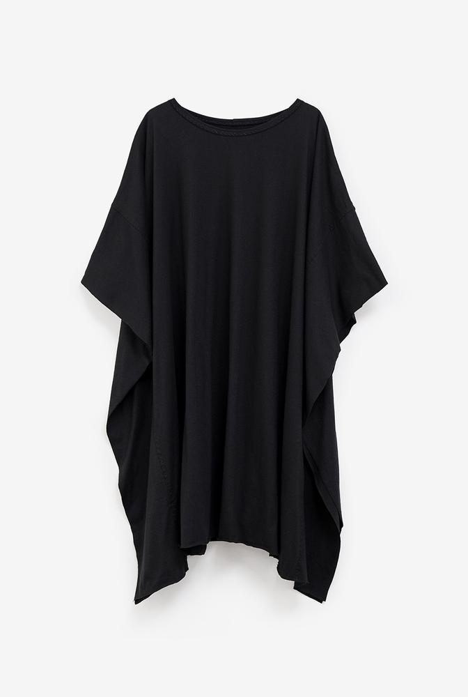 Alabama chanin womens caftan cotton dress 5
