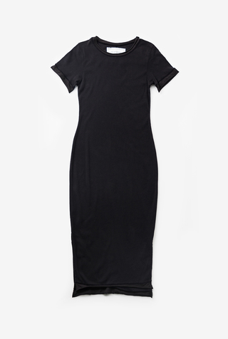 The Essential Rib Dress